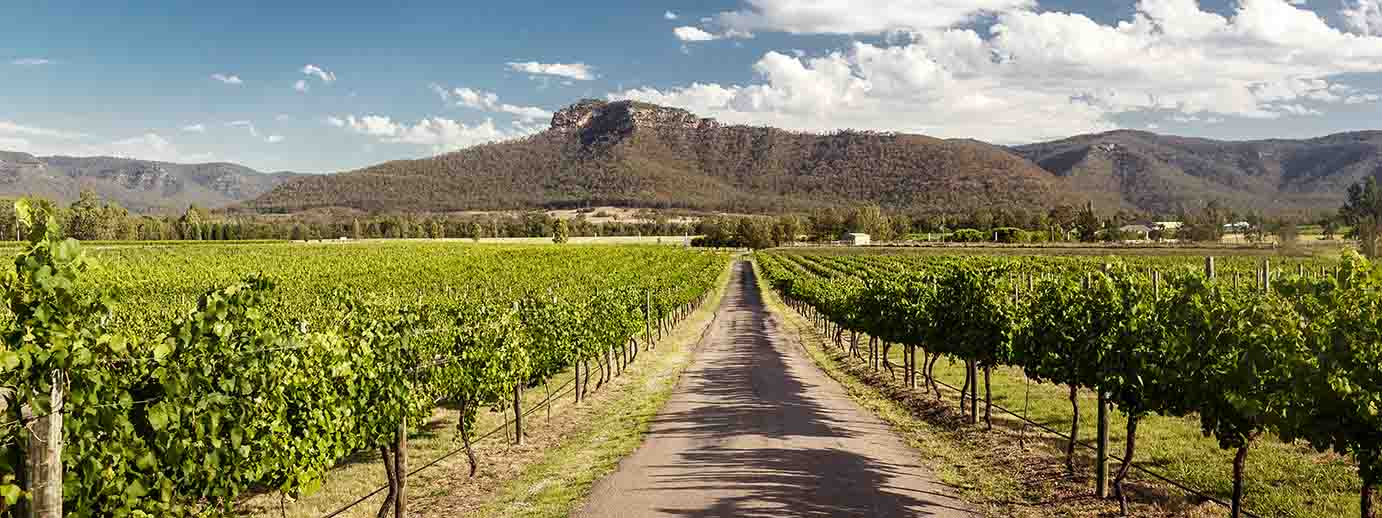 Hunter Valley, Australien