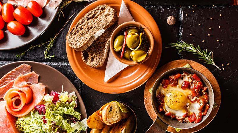 Cataloniens mad og vin - gastronomi i Spanien