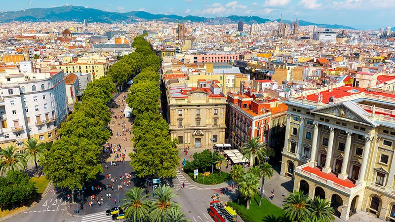 Barcelonas bedste bydele