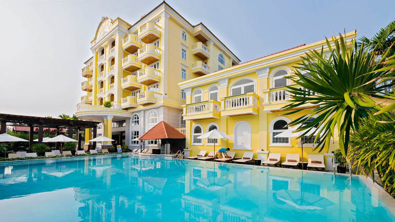 Le Pavillon Luxury Resort & Spa