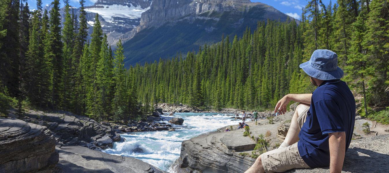 Jasper national park rundrejse i canada