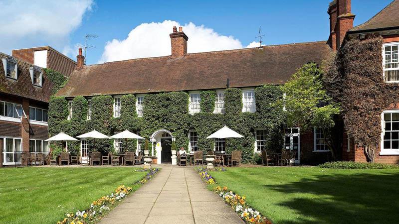 Mercure Farnham Bush Hotel England