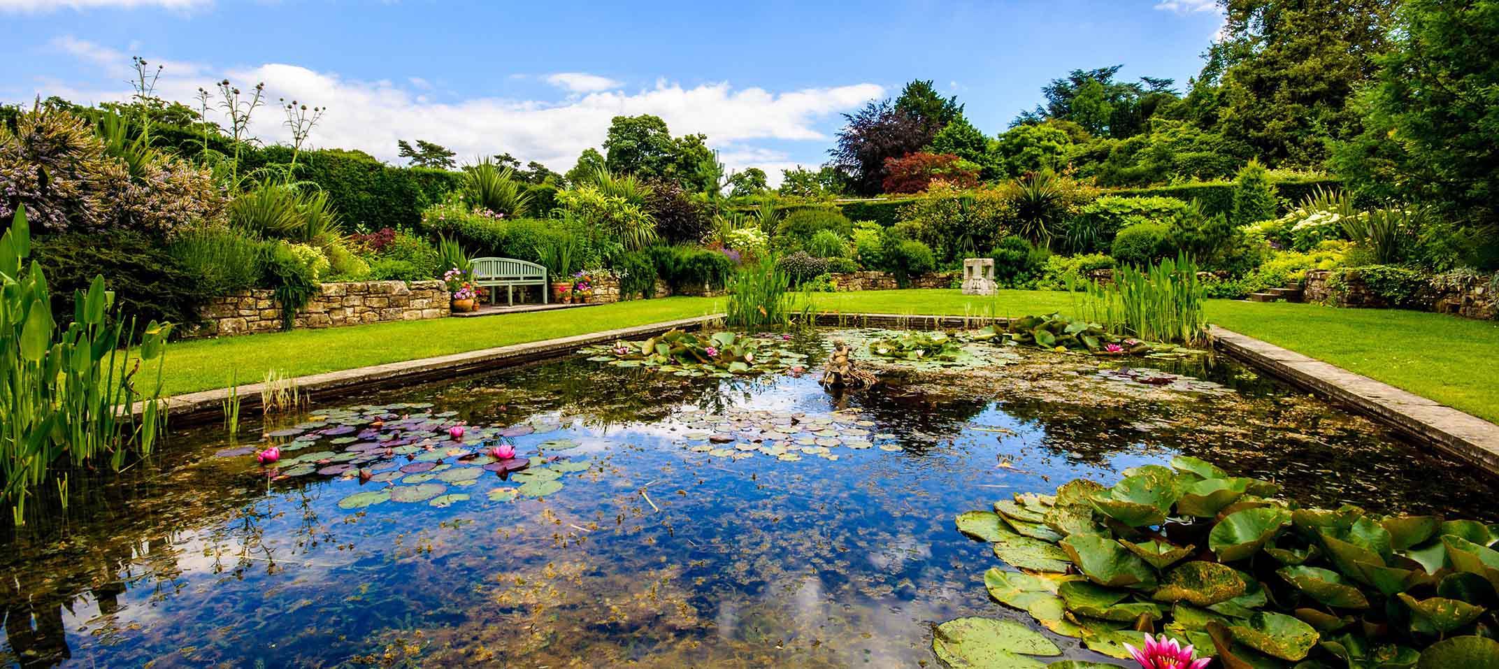 Tag på haverejse til skønne Sydengland