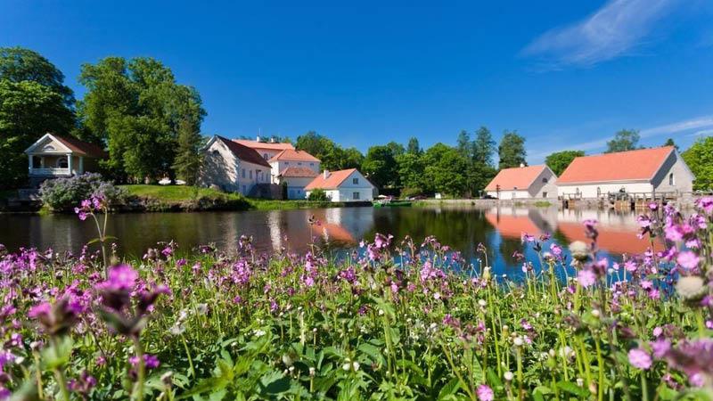 vihula manor country sø