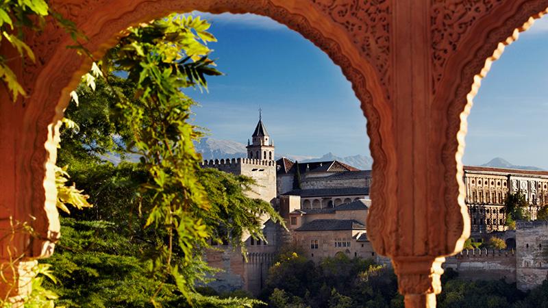 Andalusiens herligheder i efteråret