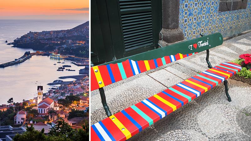 Madeira til særpris