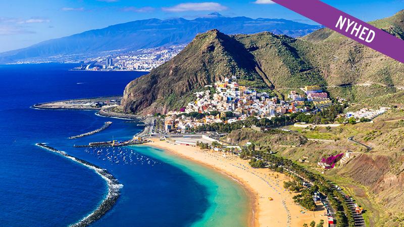 Tenerife med Frantz Howitz