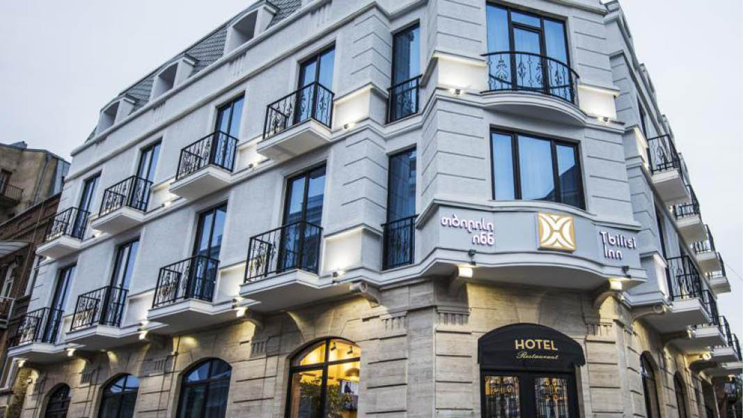 Tbilisi inn facade