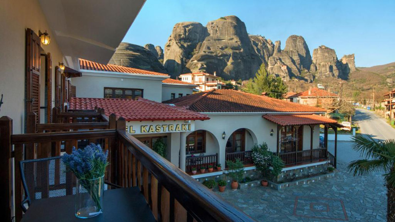 Kastraki Hotel