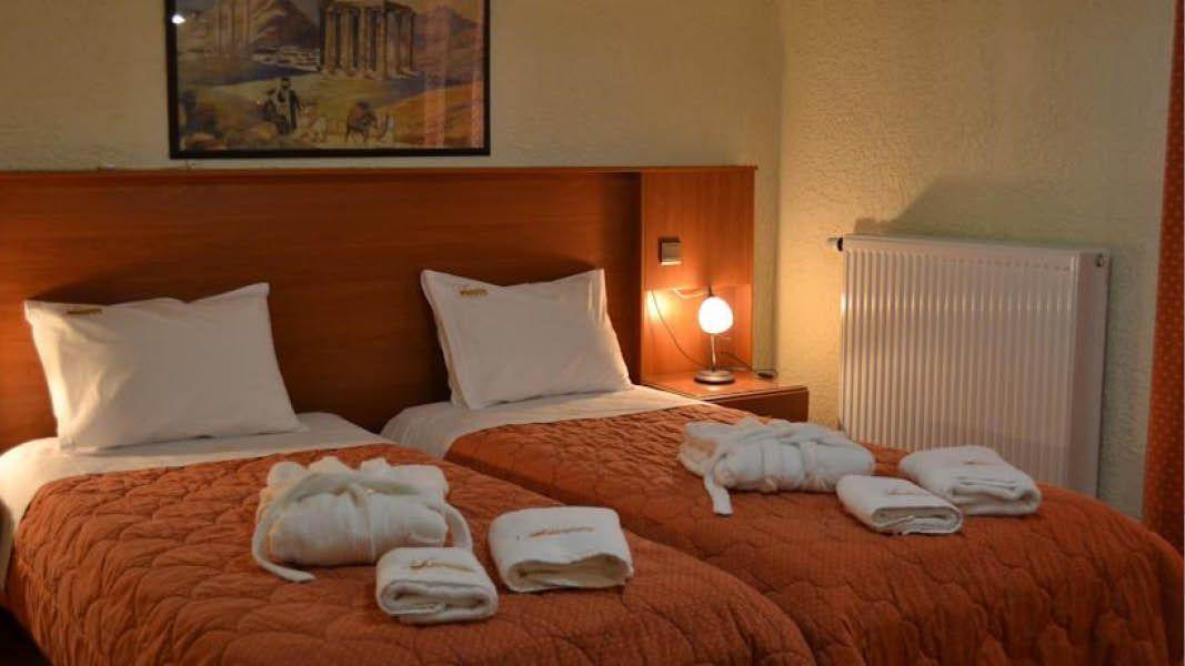 Værelse på hotel filoxenia, Grækenland