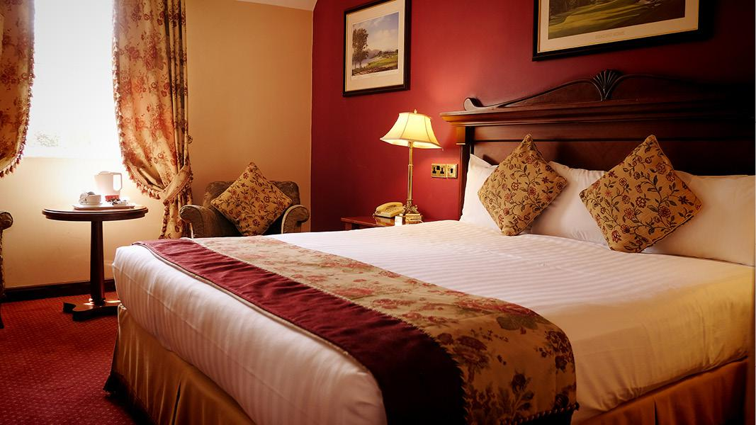 V�relse p� Tipperary Racket Hall Hotel, Irland