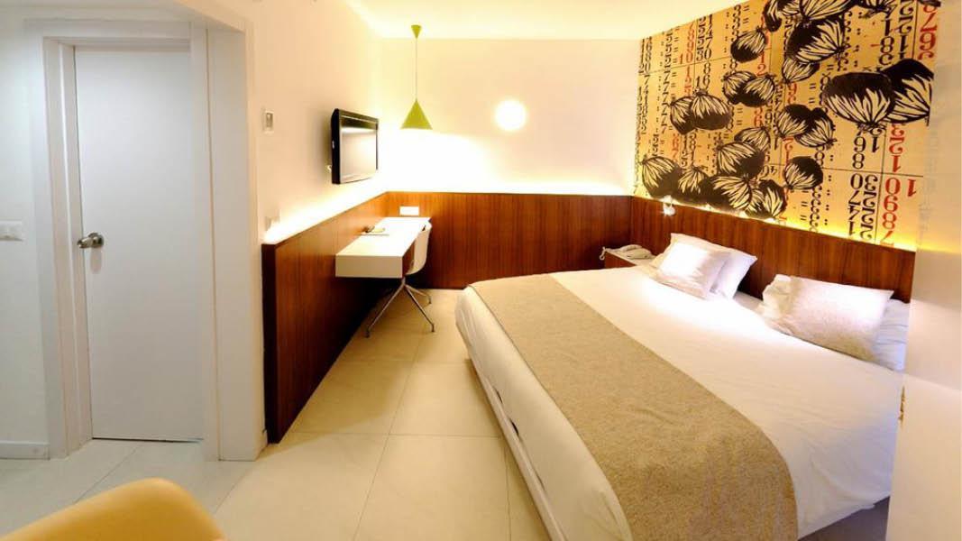 værelse på Jerusalem towers Hotel