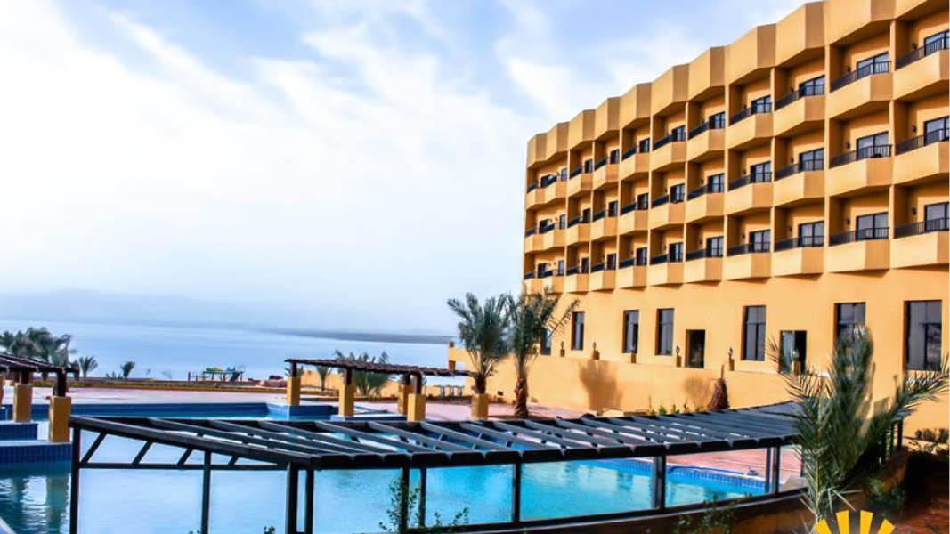 Grand East Hotel ved Det døde hav