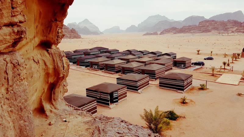 Zawaideh Camp Wadi Rum, Jordan