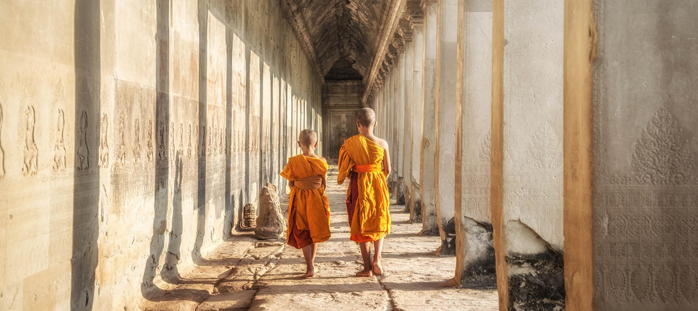 Flodkrydstogt på Mekongfloden