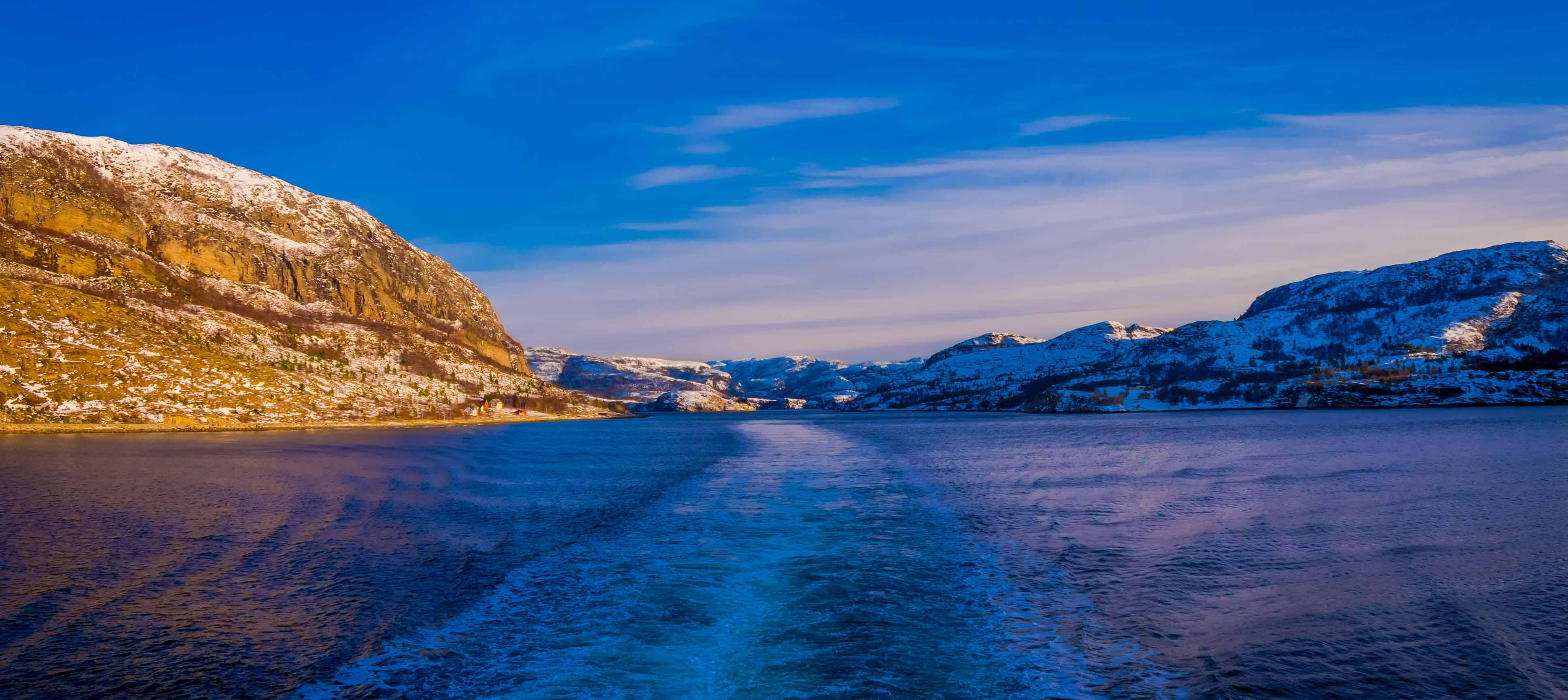 Krydstogtrejse til Nordkap