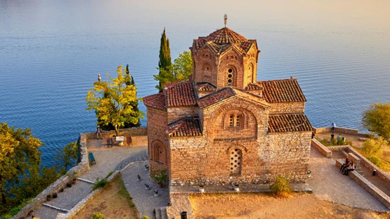 Rejser til Balkan