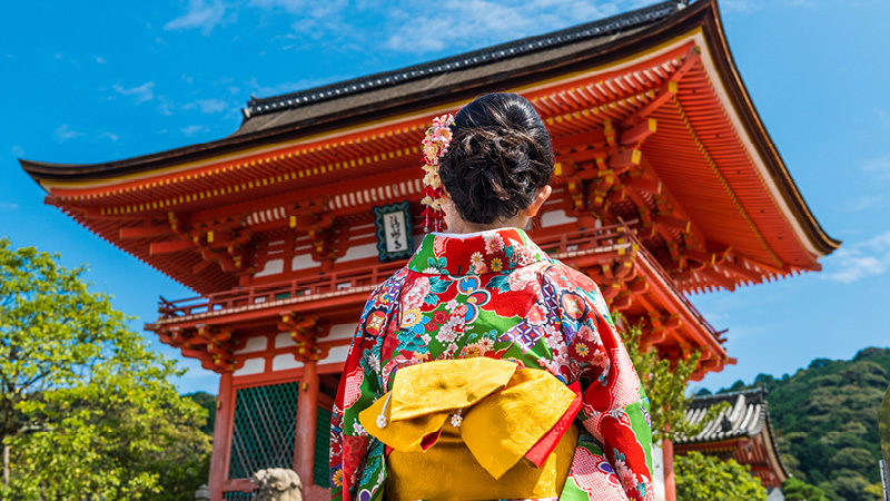 Se de 1000 røde porte i Kyoto med Kulturrejser, Japan