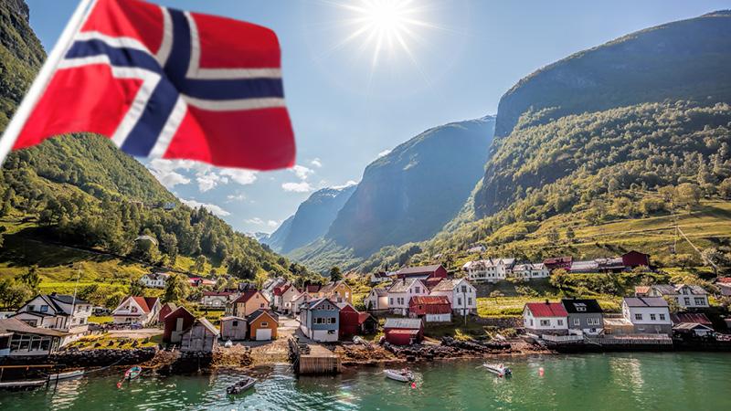 Tag med Kulturrejser til Norge
