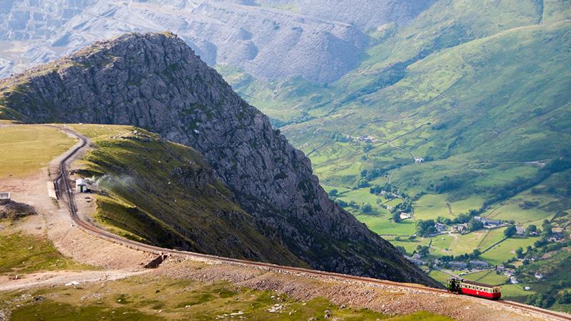 Rejs til Wales og se den flotteste natur