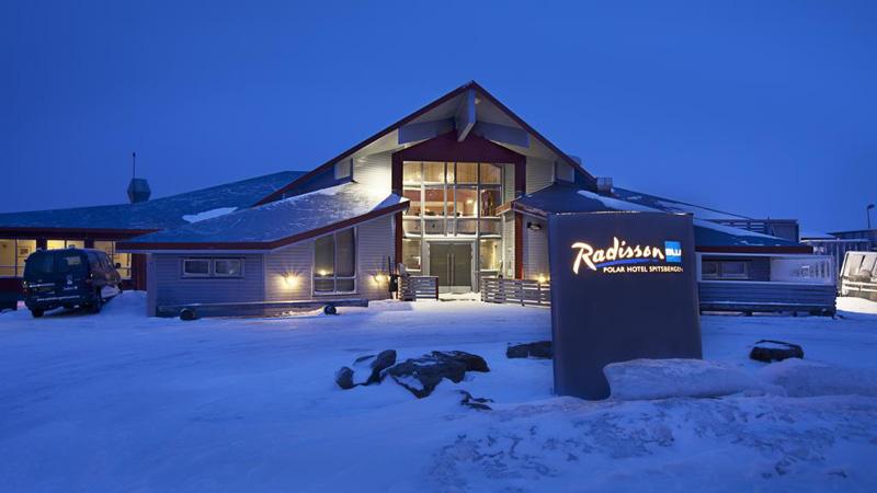 Radisson Blu Polar Hotel Svalbard Norge