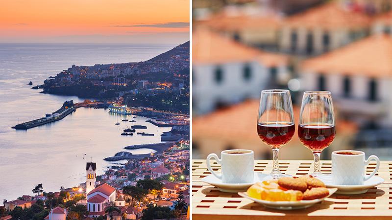 Nyd fantastiske Madeira med Kulturrejser