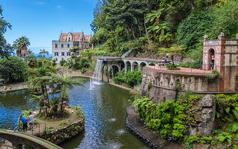 Madeira - rejs alene uden tillæg
