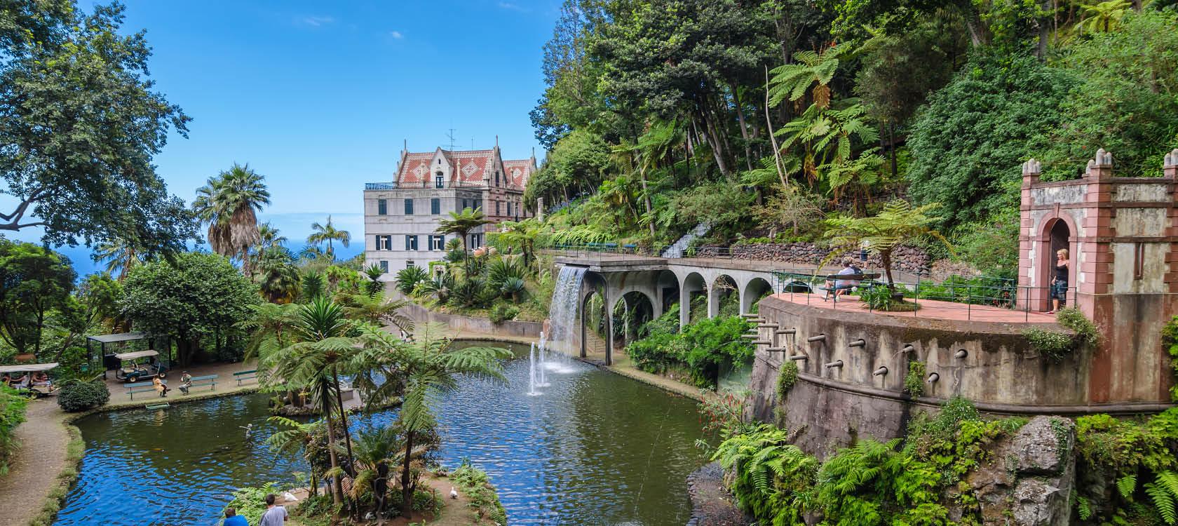 Oplev naturen og historien om Madeira med Kulturrejser