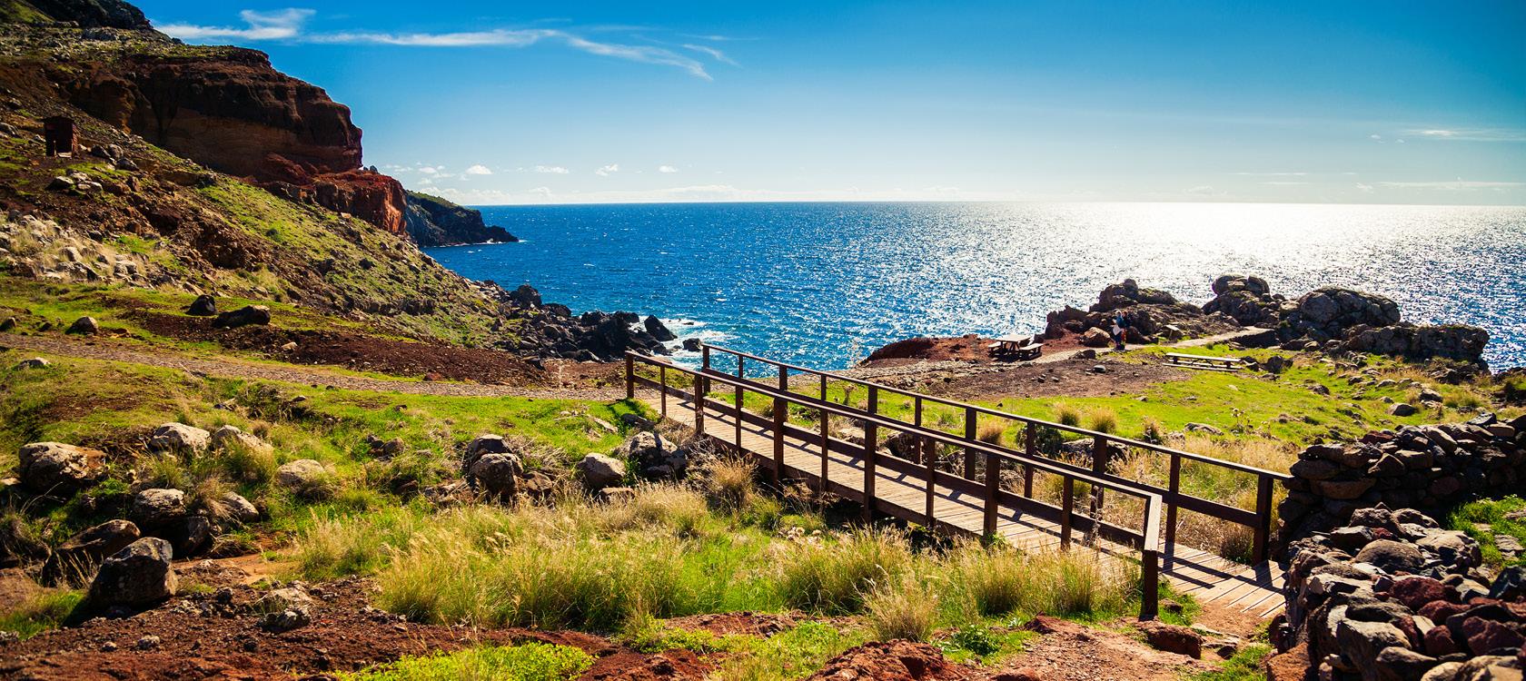 Vandringer på Madeira header lille