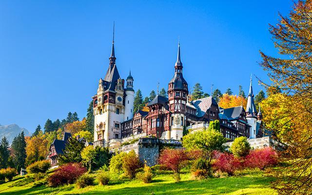 Rumænien - fortid og nutid