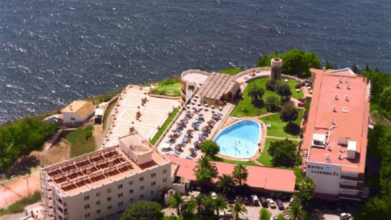 Best Western Hotel Salobre�a set fra oven