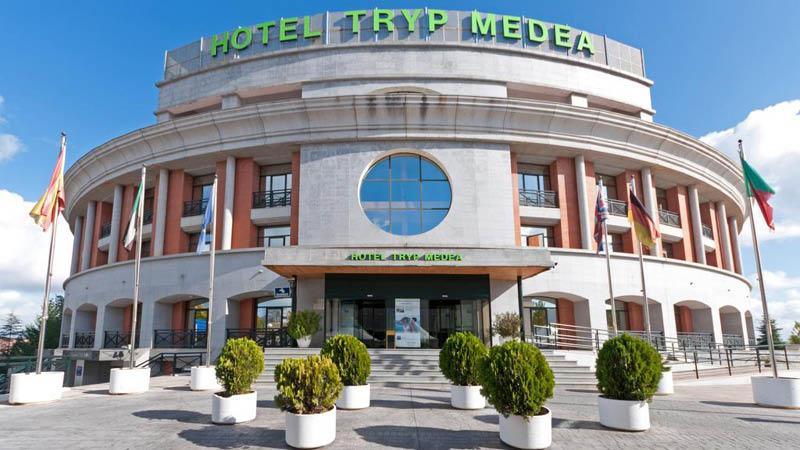 Hotel Tryp Medea Mérida Spanien