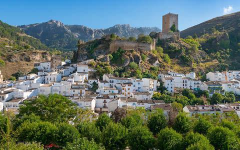 Vandreferie i Sydspanien