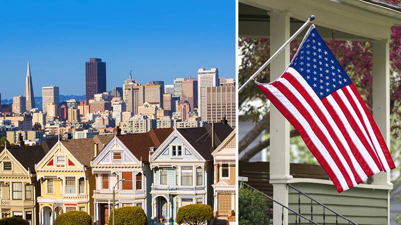Besøg San Francisco i USA med Kulturrejser